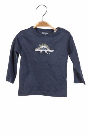 Παιδική μπλούζα Staccato, Μέγεθος 6-9m/ 68-74 εκ., Χρώμα Μπλέ, Βαμβάκι, Τιμή 10,77€