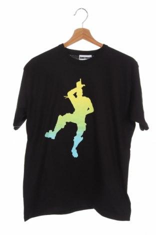 Детска тениска, Размер 14-15y/ 168-170 см, Цвят Черен, Цена 16,80лв.