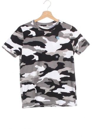 Παιδικό μπλουζάκι Abercrombie Kids, Μέγεθος 13-14y/ 164-168 εκ., Χρώμα Πολύχρωμο, Βαμβάκι, Τιμή 17,18€