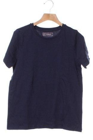 Детска тениска Friboo, Размер 10-11y/ 146-152 см, Цвят Син, Памук, Цена 10,80лв.