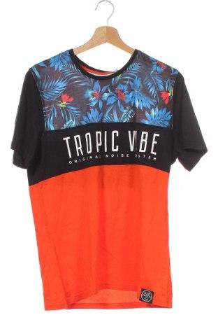 Παιδικό μπλουζάκι Here+There, Μέγεθος 15-18y/ 170-176 εκ., Χρώμα Πολύχρωμο, Βαμβάκι, πολυεστέρας, Τιμή 9,94€