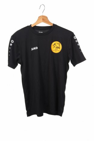Παιδικό μπλουζάκι Jako, Μέγεθος 12-13y/ 158-164 εκ., Χρώμα Μαύρο, Πολυεστέρας, Τιμή 15,46€
