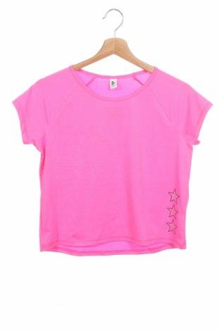 Παιδικό μπλουζάκι Yigga, Μέγεθος 10-11y/ 146-152 εκ., Χρώμα Ρόζ , 95% πολυεστέρας, 5% ελαστάνη, Τιμή 8,31€