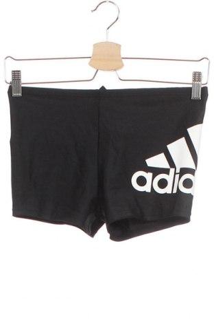 Μαγιό παιδικό Adidas, Μέγεθος 13-14y/ 164-168 εκ., Χρώμα Μαύρο, 80% πολυαμίδη, 20% ελαστάνη, Τιμή 8,84€