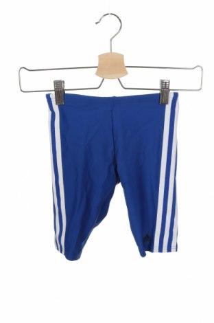 Μαγιό παιδικό Adidas, Μέγεθος 5-6y/ 116-122 εκ., Χρώμα Μπλέ, 78% πολυαμίδη, 22% ελαστάνη, Τιμή 12,12€