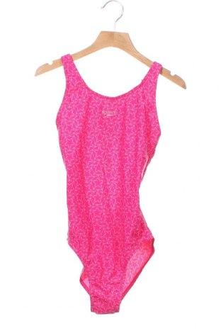 Μαγιό παιδικό Speedo, Μέγεθος 11-12y/ 152-158 εκ., Χρώμα Ρόζ , 80% πολυαμίδη, 20% ελαστάνη, Τιμή 14,23€