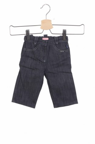 Детски дънки Escada, Размер 3-6m/ 62-68 см, Цвят Син, 98% памук, 2% еластан, Цена 40,32лв.