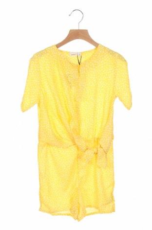 Παιδική σαλοπέτα Name It, Μέγεθος 7-8y/ 128-134 εκ., Χρώμα Κίτρινο, Πολυεστέρας, Τιμή 20,88€