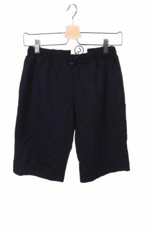 Παιδικό κοντό παντελόνι Bonita, Μέγεθος 12-13y/ 158-164 εκ., Χρώμα Μπλέ, 93% βαμβάκι, 7% ελαστάνη, Τιμή 9,87€