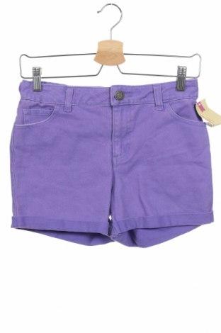Παιδικό κοντό παντελόνι Cherokee, Μέγεθος 14-15y/ 168-170 εκ., Χρώμα Βιολετί, Βαμβάκι, Τιμή 13,80€