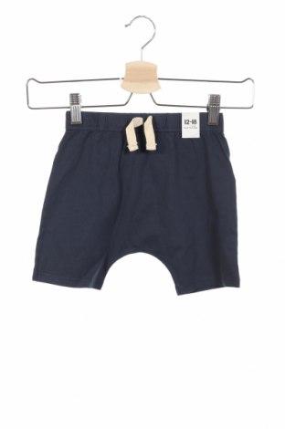 Παιδικό κοντό παντελόνι Cotton On, Μέγεθος 12-18m/ 80-86 εκ., Χρώμα Μπλέ, Βαμβάκι, Τιμή 13,92€