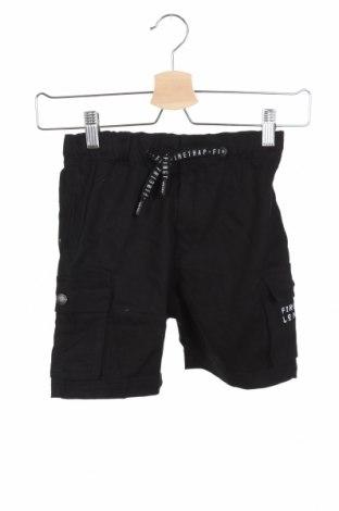 Детски къс панталон Firetrap, Размер 4-5y/ 110-116 см, Цвят Черен, Цена 25,50лв.