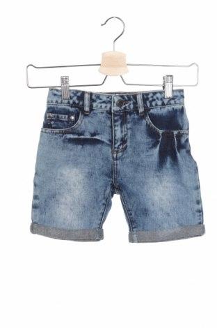Детски къс панталон Firetrap, Размер 4-5y/ 110-116 см, Цвят Син, Цена 27,00лв.