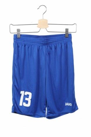 Παιδικό κοντό παντελόνι Jako, Μέγεθος 12-13y/ 158-164 εκ., Χρώμα Μπλέ, Πολυεστέρας, Τιμή 13,51€