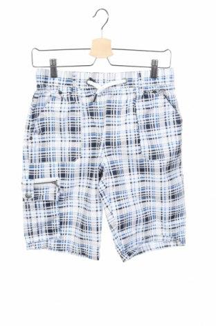 Παιδικό κοντό παντελόνι John Baner, Μέγεθος 15-18y/ 170-176 εκ., Χρώμα Πολύχρωμο, 98% βαμβάκι, 2% ελαστάνη, Τιμή 9,87€
