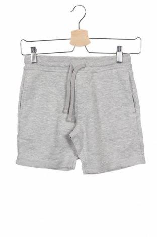 Παιδικό κοντό παντελόνι Replay, Μέγεθος 7-8y/ 128-134 εκ., Χρώμα Γκρί, 80% βαμβάκι, 20% πολυεστέρας, Τιμή 29,73€