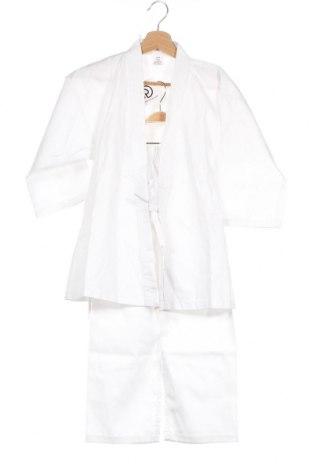 Παιδικό σύνολο, Μέγεθος 7-8y/ 128-134 εκ., Χρώμα Λευκό, 60% βαμβάκι, 40% πολυεστέρας, Τιμή 14,49€