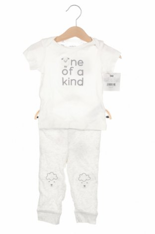 Παιδικό σύνολο Carter's, Μέγεθος 6-9m/ 68-74 εκ., Χρώμα Λευκό, Βαμβάκι, Τιμή 14,74€