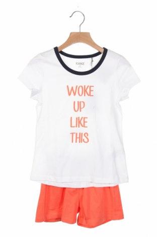 Детски комплект Kanz, Размер 7-8y/ 128-134 см, Цвят Оранжев, 95% памук, 5% еластан, Цена 25,30лв.