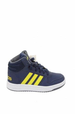 Детски обувки Adidas, Размер 29, Цвят Син, Еко кожа, Цена 36,63лв.