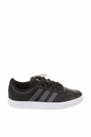 Детски обувки Adidas, Размер 31, Цвят Черен, Еко кожа, Цена 44,70лв.