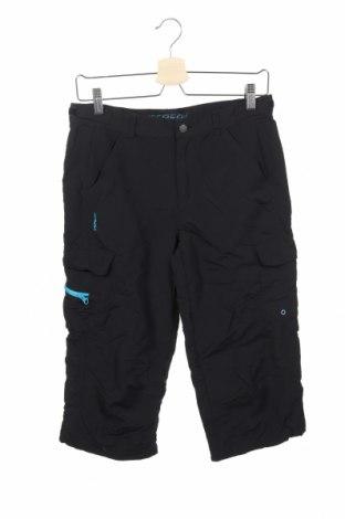 Παιδικό αθλητικό παντελόνι Icepeak, Μέγεθος 15-18y/ 170-176 εκ., Χρώμα Μαύρο, Πολυαμίδη, Τιμή 8,83€
