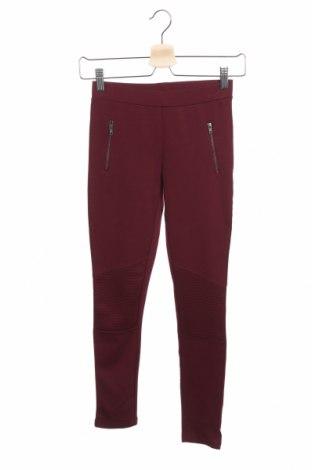 Παιδικό παντελόνι Inside, Μέγεθος 8-9y/ 134-140 εκ., Χρώμα Κόκκινο, 74% βισκόζη, 24% πολυεστέρας, 2% ελαστάνη, Τιμή 11,72€