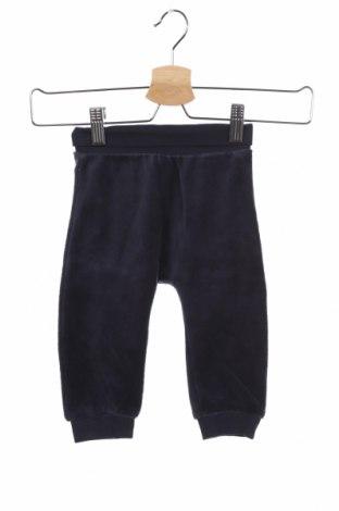 Dětské kalhoty  Name It, Velikost 6-9m/ 68-74 cm, Barva Modrá, 80% bavlna, 20% polyester, Cena  139,00Kč