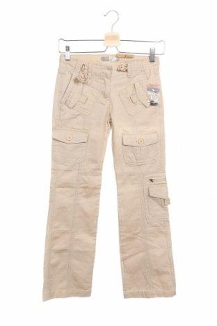 Παιδικό παντελόνι Staccato, Μέγεθος 10-11y/ 146-152 εκ., Χρώμα  Μπέζ, Βαμβάκι, Τιμή 15,07€