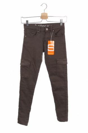 Παιδικό παντελόνι Staccato, Μέγεθος 10-11y/ 146-152 εκ., Χρώμα Πράσινο, 83% βαμβάκι, 15% πολυεστέρας, 2% ελαστάνη, Τιμή 15,31€