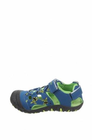 Детски сандали, Размер 33, Цвят Син, Еко кожа, Цена 36,75лв.