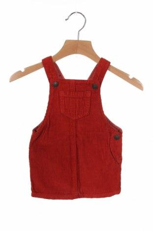 Παιδική σαλοπέτα Gocco, Μέγεθος 6-9m/ 68-74 εκ., Χρώμα Κόκκινο, Βαμβάκι, Τιμή 8,84€