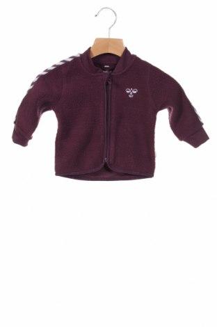 Παιδικό αθλητικό πάνω φόρμα Hummel, Μέγεθος 3-6m/ 62-68 εκ., Χρώμα Κόκκινο, Πολυεστέρας, Τιμή 12,57€