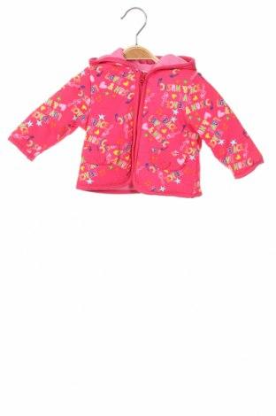 Παιδικό μπουφάν Agatha Ruiz De La Prada, Μέγεθος 3-6m/ 62-68 εκ., Χρώμα Ρόζ , Βαμβάκι, Τιμή 25,23€