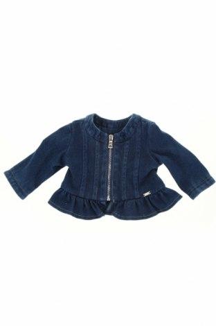 Παιδικό μπουφάν Mayoral, Μέγεθος 0-1m/ 50 εκ., Χρώμα Μπλέ, 60% βαμβάκι, 30% πολυεστέρας, 10% ελαστάνη, Τιμή 14,25€