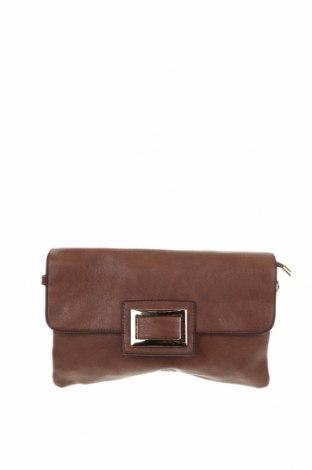 Γυναικεία τσάντα, Χρώμα Καφέ, Δερματίνη, Τιμή 15,79€