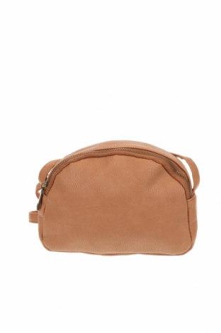 Γυναικεία τσάντα Rubi, Χρώμα  Μπέζ, Δερματίνη, Τιμή 14,55€