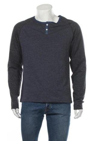 Мъжка блуза 17 & Co., Размер XL, Цвят Син, 80% памук, 20% полиестер, Цена 17,96лв.
