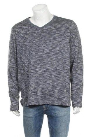 Ανδρική μπλούζα Alfani, Μέγεθος XL, Χρώμα Μπλέ, Βαμβάκι, Τιμή 11,11€