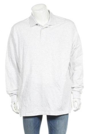 Ανδρική μπλούζα B&C Collection, Μέγεθος XXL, Χρώμα Γκρί, Τιμή 10,49€