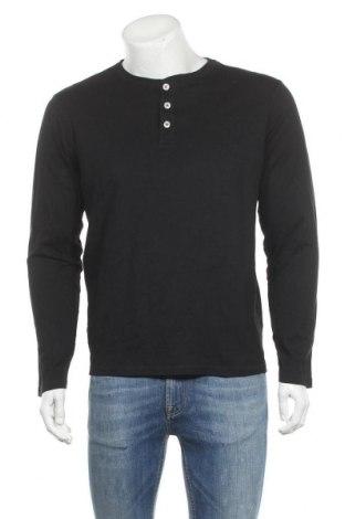 Ανδρική μπλούζα Cubus, Μέγεθος L, Χρώμα Μαύρο, Βαμβάκι, Τιμή 9,35€