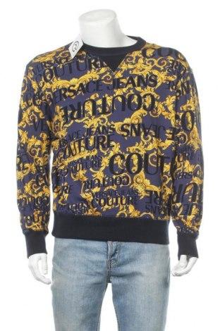 Ανδρική μπλούζα Versace Jeans, Μέγεθος L, Χρώμα Πολύχρωμο, Βαμβάκι, Τιμή 82,41€