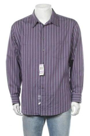Ανδρικό πουκάμισο Alfani, Μέγεθος XXL, Χρώμα Γκρί, Βαμβάκι, Τιμή 15,20€