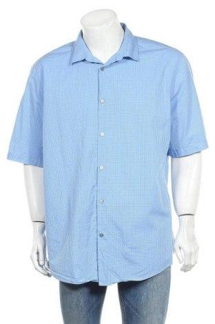 Ανδρικό πουκάμισο Alfani, Μέγεθος XXL, Χρώμα Μπλέ, Βαμβάκι, Τιμή 10,39€