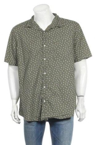 Ανδρικό πουκάμισο American Eagle, Μέγεθος XXL, Χρώμα Πράσινο, Βαμβάκι, Τιμή 11,69€