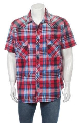 Ανδρικό πουκάμισο Arizona, Μέγεθος XXL, Χρώμα Πολύχρωμο, Βαμβάκι, Τιμή 9,74€