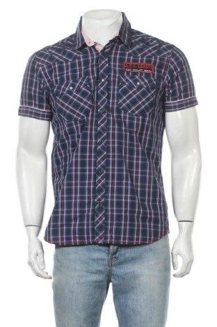 Ανδρικό πουκάμισο Armand Thiery, Μέγεθος L, Χρώμα Πολύχρωμο, Βαμβάκι, Τιμή 8,83€