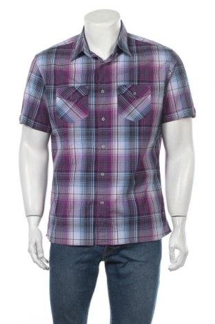 Ανδρικό πουκάμισο Banana Republic, Μέγεθος L, Χρώμα Πολύχρωμο, 95% βαμβάκι, 5% ελαστάνη, Τιμή 10,13€