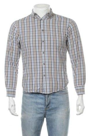Ανδρικό πουκάμισο Beverly Hills Polo Club, Μέγεθος S, Χρώμα Πολύχρωμο, Βαμβάκι, Τιμή 4,31€