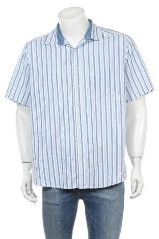 Ανδρικό πουκάμισο Bexleys, Μέγεθος XL, Χρώμα Μπλέ, Τιμή 8,83€